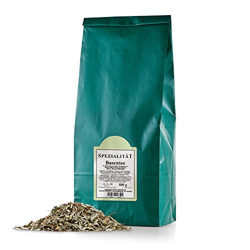 Sanct Bernhard Tee Basentee mit Lemongras, Fenchel, Anis, Kümmel, Himbeerblättern, Maisgriffel 500 g