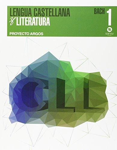 Lengua y literatura NB1 (Argos)   9788415721208