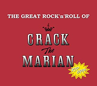 The Great Rock'n'Roll of CRACK The MARIAN(限定盤)