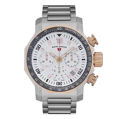 Swiss Legend Reloj - SL-16187SM-SR-22S-RA