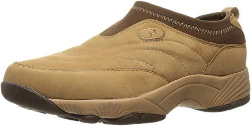 Propet Women's W3851 Wash & Wear Slip-On,Mushroom Nubuck,6 XX (US Women's 6 EEEE)