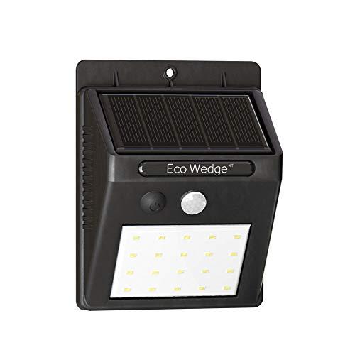 SolarCentre ECO Wedge Solarbetriebene Leuchte mit Bewegungsmelder