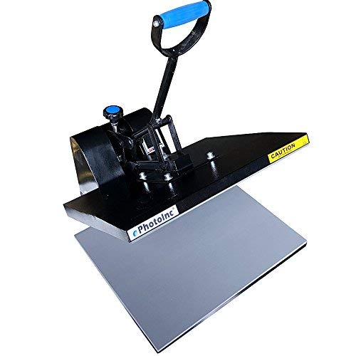 ePhotoInc Brand New 16' x 20' Heavy Duty T Shirt Heat Transfer Press Heat Press E1620