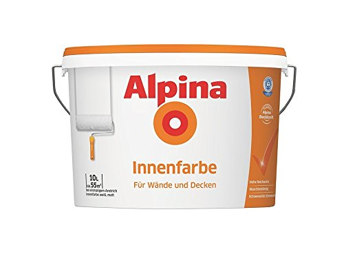 dispersionssilikatfarbe alpina