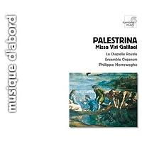 Palestrina: Missa Viri Galilaei by Philippe Herreweghe (2002-07-09)
