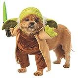 Disfraz de Yoda clásico de Star Wars, tamaño Mediano