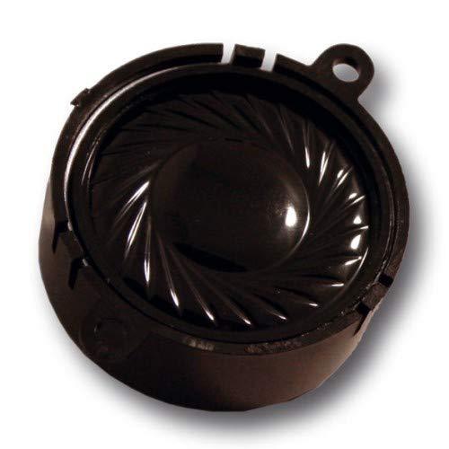 ESU 50333 Lautsprecher 28mm, rund, 4 Ohm, 1~2 Watt mit Schallkapsel