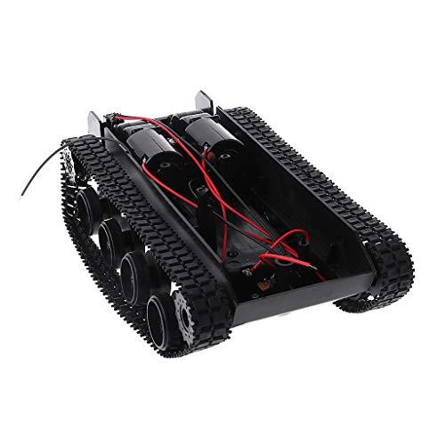 FXCO Dämpfung Balance Tank Roboter Chassis Plattform Fernbedienung DIY