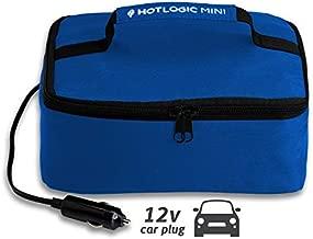 Hot Logic 16801045-BL Food Warming Tote 12V, Lunch, Blue