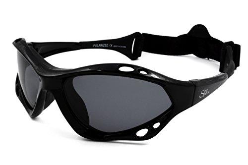 SeaSpecs Black Jet Specs Extreme Sea Specs Sunglasses