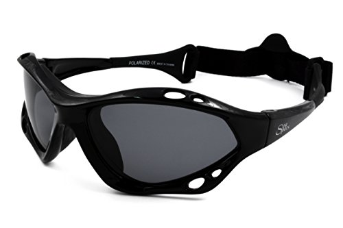 SeaSpecs Black Jet Specs Extreme Sea Specs Sunglasses