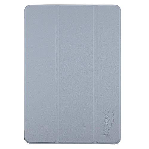 COOVY Custodia ultra magro per Samsung Galaxy Tab S2 9.7 SM-T810 SM-T813 SM-T815 SM-T819 Cover con Funzione di Supporto, Auto Svegliati/Sonno I bianco