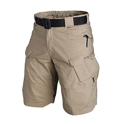 That Pantalones Cortos Tácticos Para Hombre Pantalones Cortos Tácticos Impermeables Mejorados Pantalón Corto Impermeable De Secado Rápido Para Hombres Senderismo Al Aire Libre De Combate frugal
