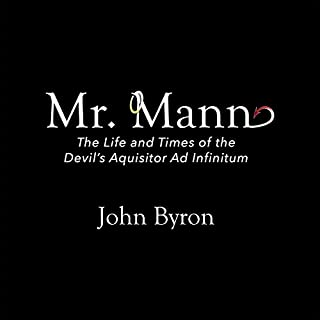 Mr. Mann audiobook cover art