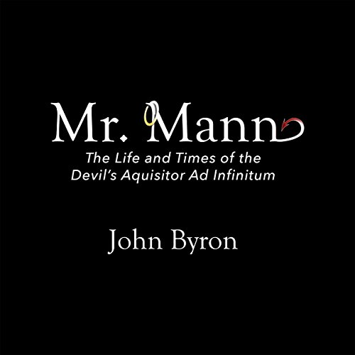 Mr. Mann cover art