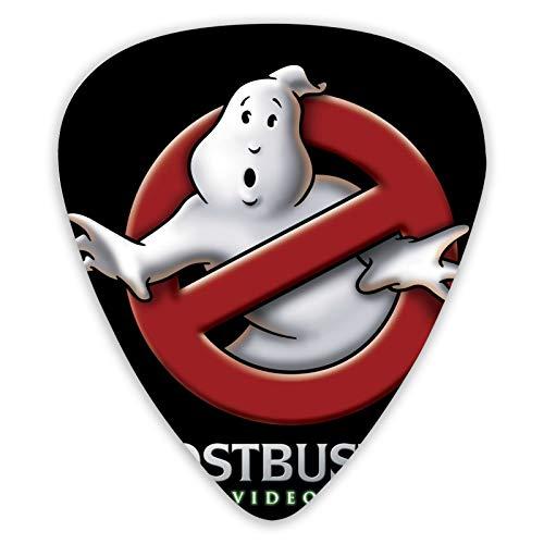 Ghostbusters The Video Game 6 púas de guitarra ABS estándar para guitarra