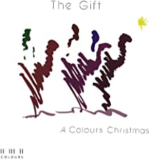 The Gift Colours Christmas