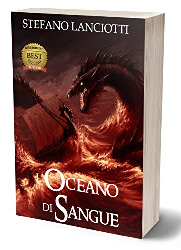 L'Oceano di Sangue: La Saga fantasy italiana più amata degli ultimi anni! (Nocturnia Vol. 5)