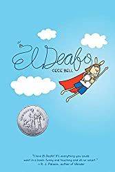 Best Middle-Grade Books About Disability (Physical Disabilities) - el deafo
