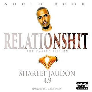 Relationshit audiobook cover art