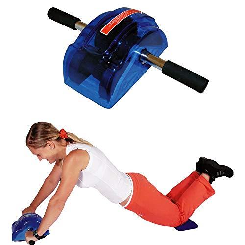 WORKER Roller Slide Bauchtrainer Muskeltrainer
