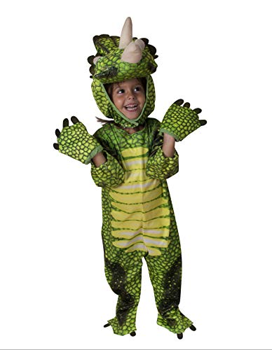 PARTY FIESTA Disfraz Dinosaurio Infantil (5-6)