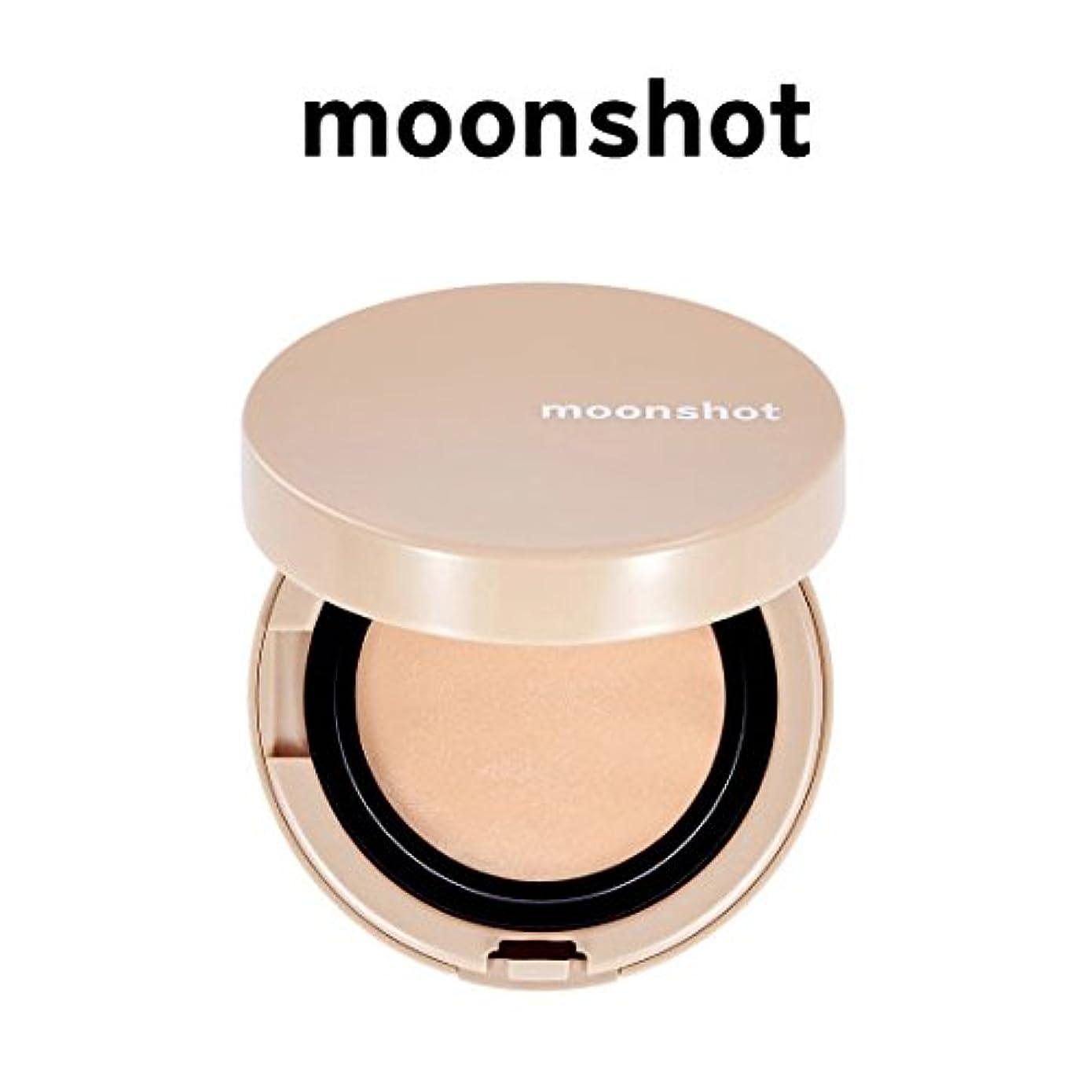 化学薬品修羅場ヒョウ[MOONSHOT] BLACKPINK クッション SPF 50+PA+++ / Face Perfection Balm Cushion 12g / ムーンショット正品?海外直送品 (#101)