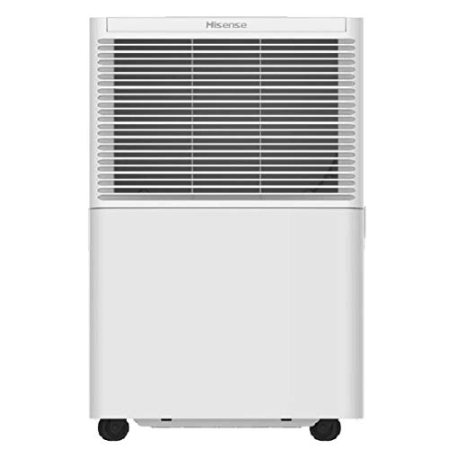 Hisense 30 Pint Dehumidifier DH-3019K1W Low Temp Operations 700-sq ft & Energy Star Rated Great for Basements and has Quiet Operation