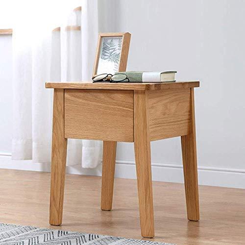 Nachttisch, Nordic Locker Schlafzimmer Mini Massivholzmöbel Nachttisch Einfach Modern Modern Small Sideboard Bett Schmaler Schrank Couchtische