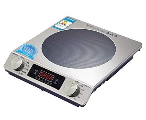 Estufa de cerámica eléctrica, cocina de inducción inteligente, estufa de super energía...