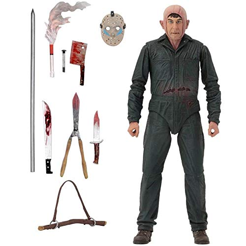 Neca Roy Burns Figurina, multicolore (6.34482E+11)