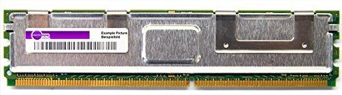 4GB Samsung DDR2 PC2-5300F 667MHz 2Rx4 ECC FB-DIMM M395T5160QZ4-CE68 398708-061 (Zertifiziert und Generalüberholt)