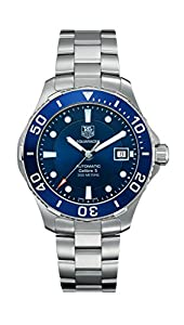 TAG Heuer Men's Aquaracer Stainless Steel Watch (WAN2111.BA0822) image