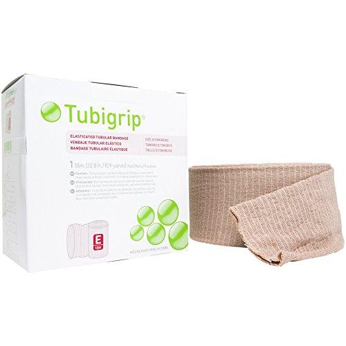 Tubigrip 1448 Bandage Tubulaire Multifonctionnel, 10m, Beige, E