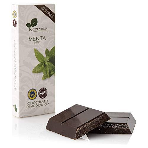 Cioccolato Menta di Modica / Mint Chocolate