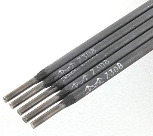 ENiCl - 99% Nickel/Cast Iron Welding Electrode - 12' x 1/8' (5 STICKS)