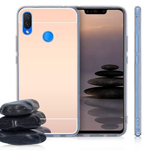 kwmobile Huawei P Smart+ (2018) / Nova 3i Hülle - Handyhülle für Huawei P Smart+ (2018) / Nova 3i - Handy Case in Rosegold - 5