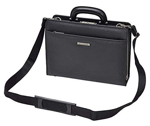 [和製 鞄] ダレスバッグ 高級 牛革 取手 セカンドバッグ B5ファイル対応 三方開き メンズ バッグ