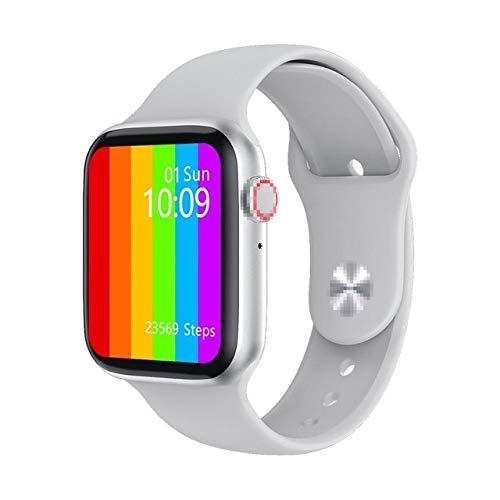 Leisont W26 Reloj Inteligente 6 Hombres Mujeres ECG PPG Monitor de frecuencia cardíaca Bluetooth Llamada Ip68 Impermeable Temperatura Corporal Smartwatch 2020 China Blanco