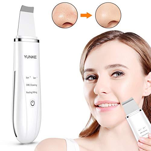 Dispositivo Ultrasónico de Limpieza de la Piel Facial, Depurador de p