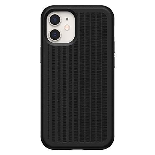 OtterBox pour Apple iPhone 12 mini coque antichoc antimicrobien Max Grip Cooling and Antimicrobial pour gaming. Noir