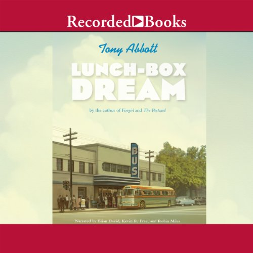 Lunch-Box Dream audiobook cover art