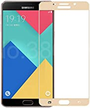 GHQQ 2pcs MooPok Full Cover 9H Screen Protector For Samsung Galaxy A3 A5 A7 2016 Tempered Glass For Samsung A5 A3 A7 2017 Protective film