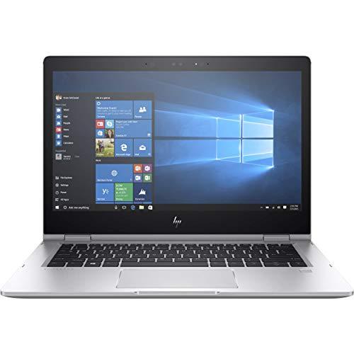 HP EliteBook x360 1030 G2 2-in-1 Convertible Laptop Intel Core i5-7300u, 8GB RAM, 256GB SSD, 13.3 inch Full HD (1920x1080) Touchscreen, Win10 Pro (Renewed)