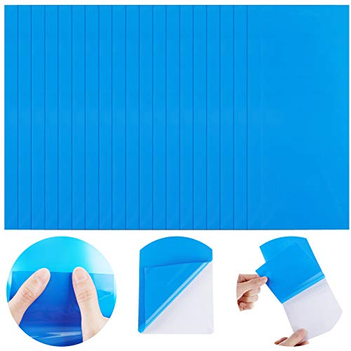 20 Pieces Self-Adhesive PVC Repair Patches
