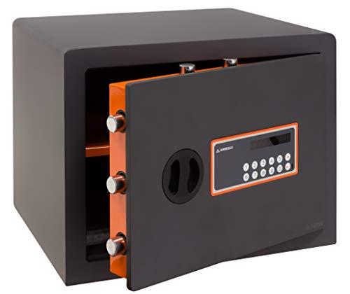 Arregui Plus-C 180150 Caja Fuerte de Alta Seguridad de Apertura Electrónica, 38L, 32x42x36 cm