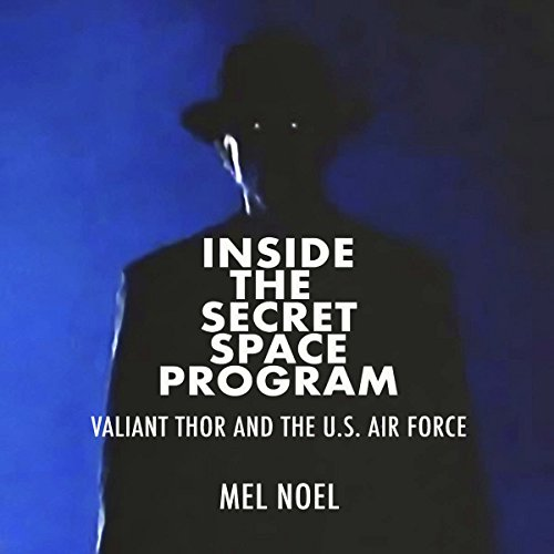 Inside the Secret Space Program audiobook cover art