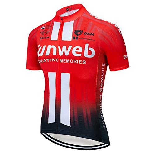 New Sommer Herren Männer Kurze Jersey Fahrradtrikot Fahrrad Hemd Fahrrad Radfahren Trikot Bike Shirt