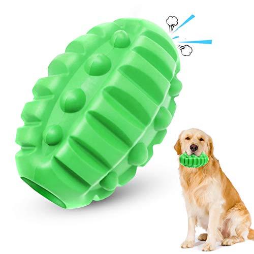 LATTCURE Hundekauspielzeug Quietschendes Quietschspielzeug Hund, Hundespielzeug Ungiftig Robust aus Naturkautschuk Zahnreinigung für Kleine Mittelgroße GKauspielzeug Hund zur roße Hunde