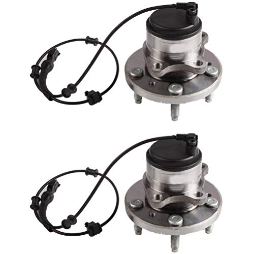 HUBDEPOT 513167 5 Lugs Wheel Bearing and Hub Assembly Front Axle for Driver and...